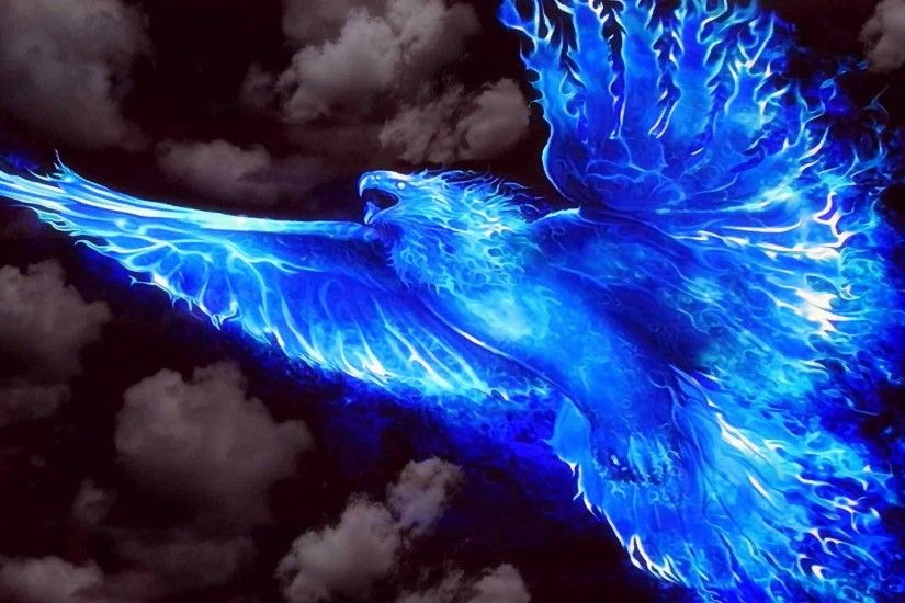 Blue Fire Wallpapers Desktop Background with HD Wallpaper Resolution