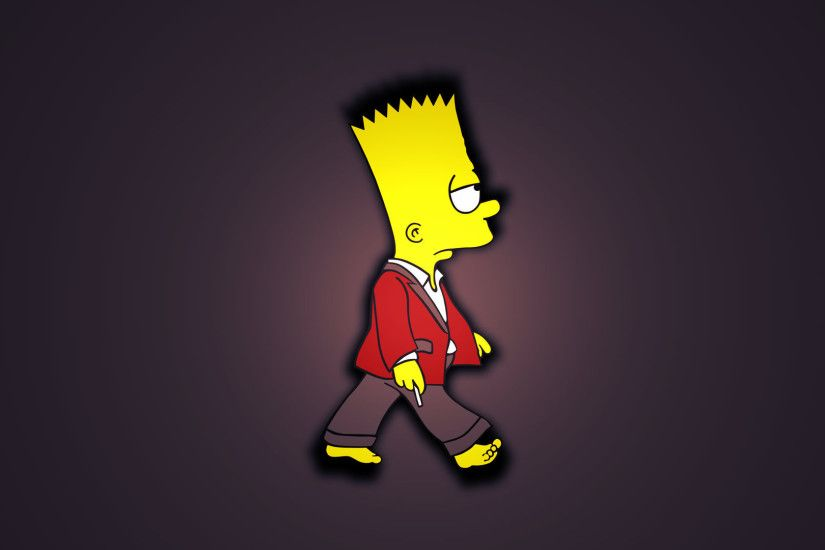 Bart Simpson - The Simpsons HD Wallpaper 1920x1080