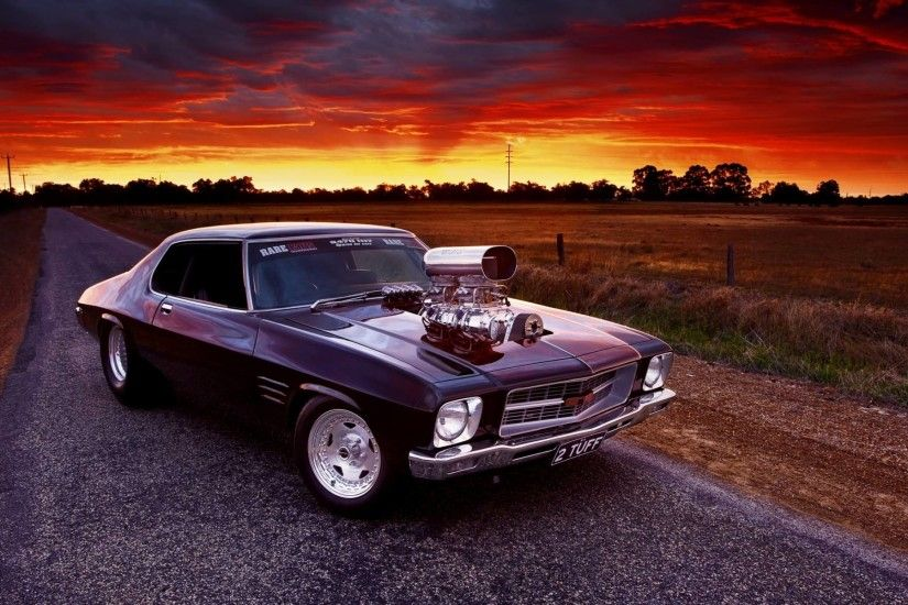 Holden Monaro Muscle Cars Hq high res desktop theme.