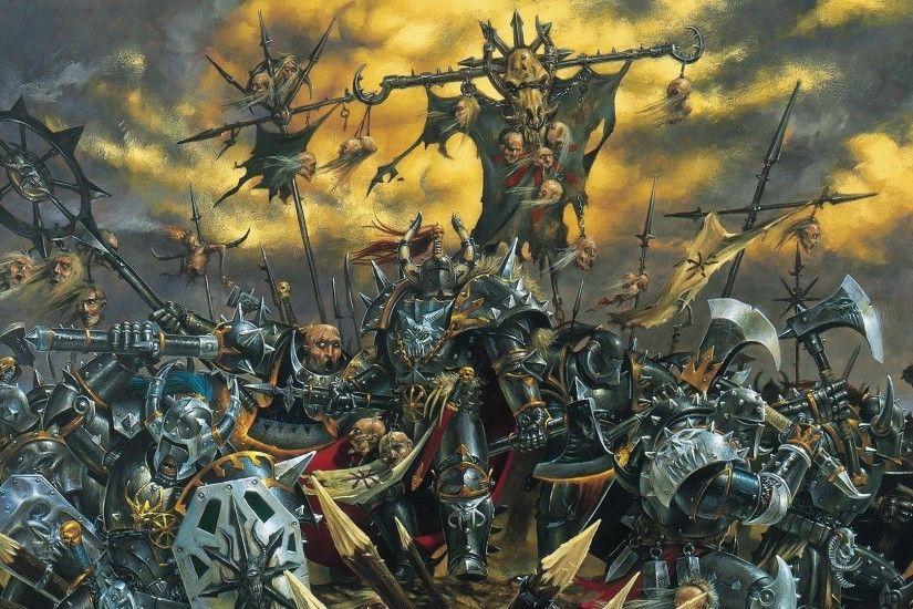 Warhammer Wallpapers Wallpapertag