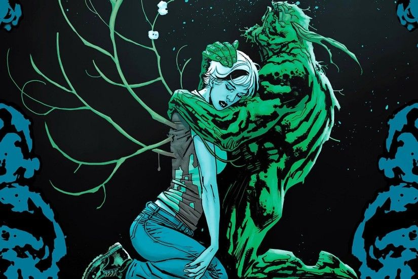 Comics - Swamp Thing Wallpaper