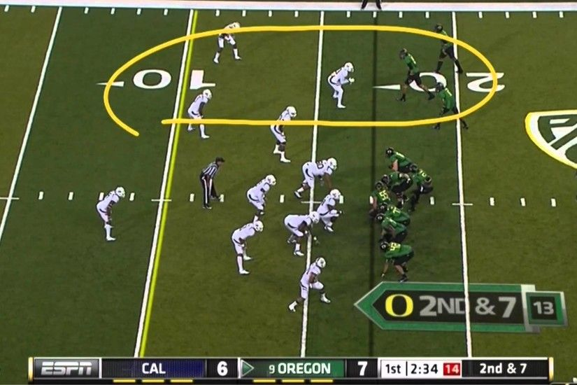LaMichael James big gain DeAnthony Thomas finish for TD - vs cal 10/6/2011  - YouTube