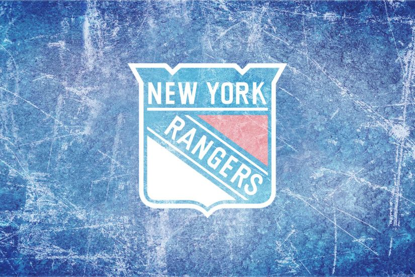 Rangers Ice Wallpaper by DevinFlack