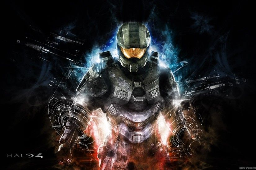 Halo 4 Master Chief 825315