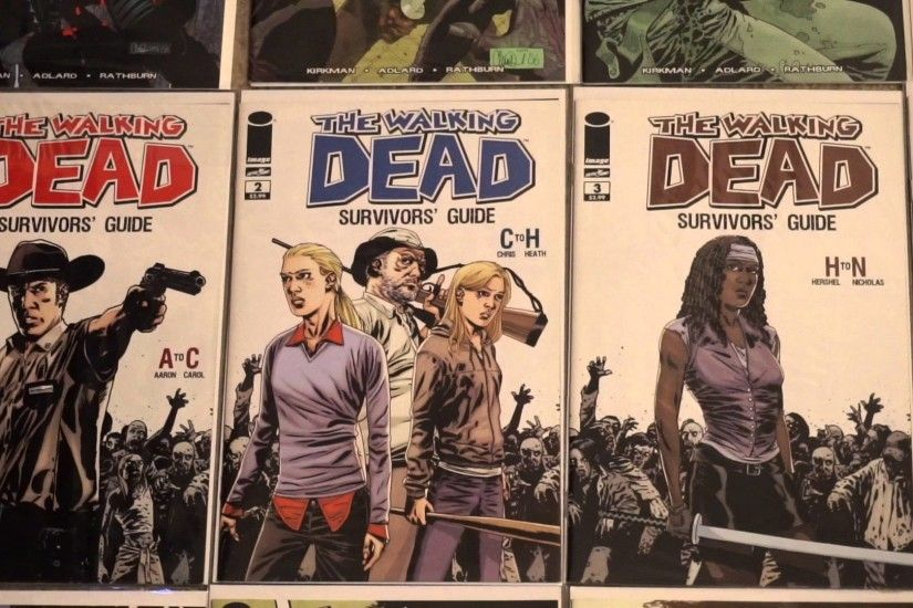 The Walking Dead Comic Book Collection - 2016 (Part 3)