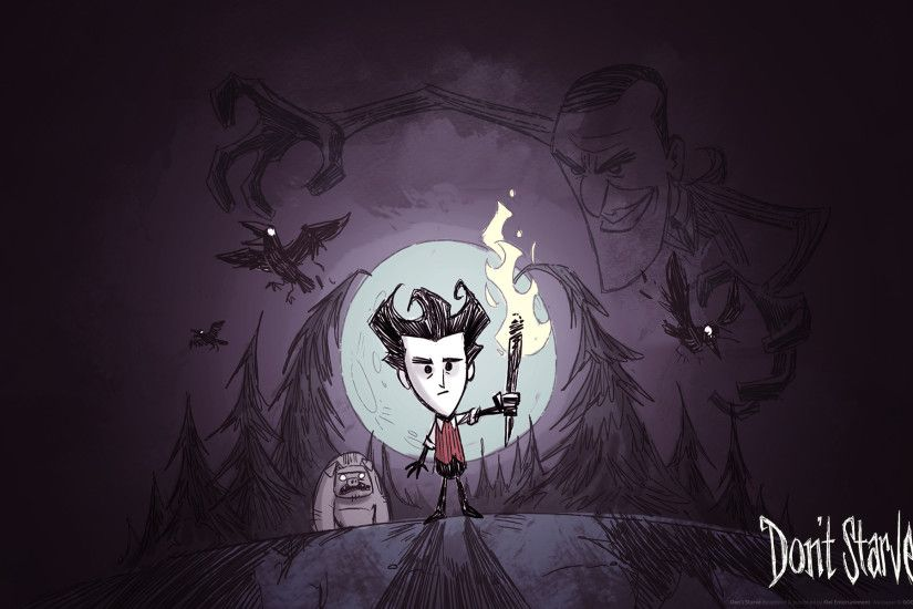 Image - Don't Starve Promo.jpg | Don't Starve game Wiki | FANDOM powered by  Wikia