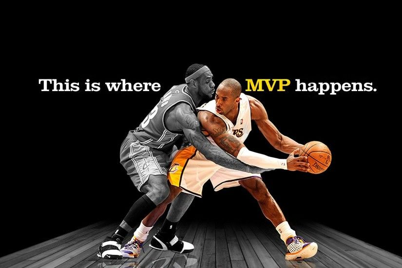Kobe Bryant Vs. LeBron James