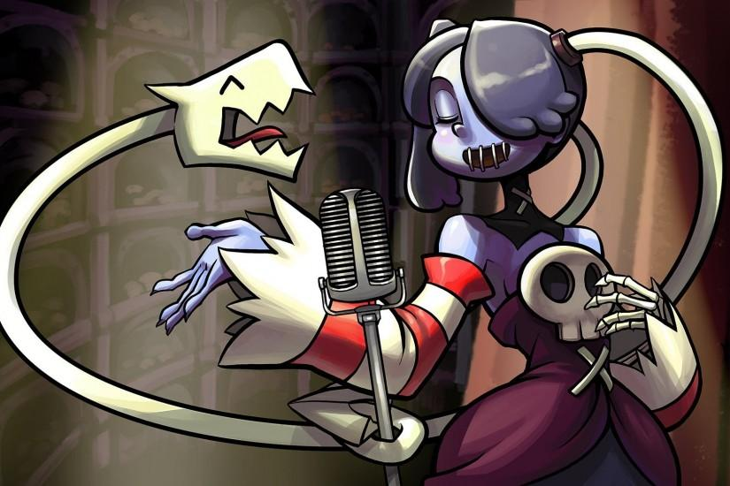 HD Wallpaper | Background ID:600056. 1920x1080 Video Game Skullgirls