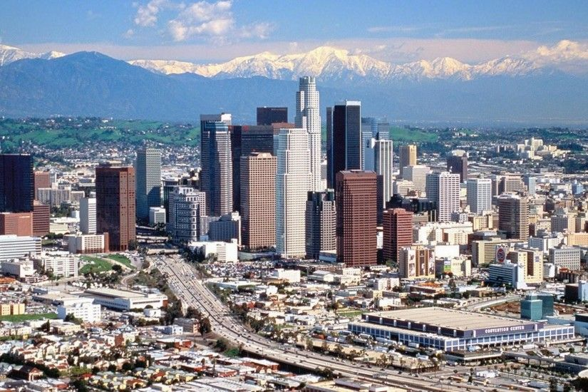 Los Angeles HD Desktop Wallpapers ...