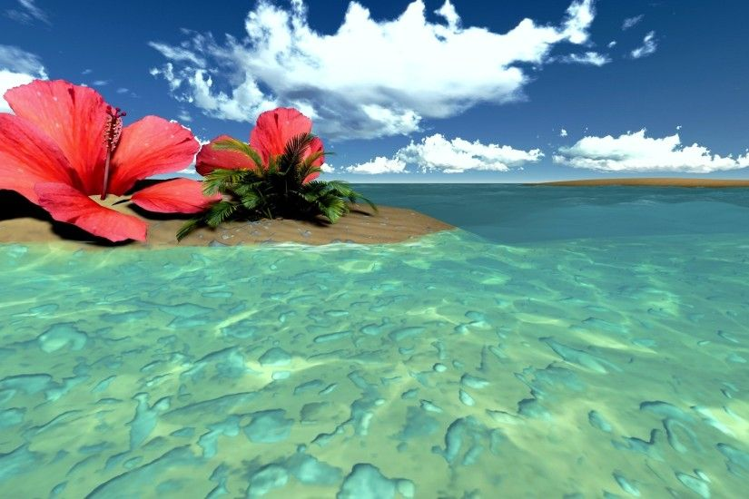 ... Tropical Wallpaper Desktop, Cool Tropical Backgrounds | 32 Superb .