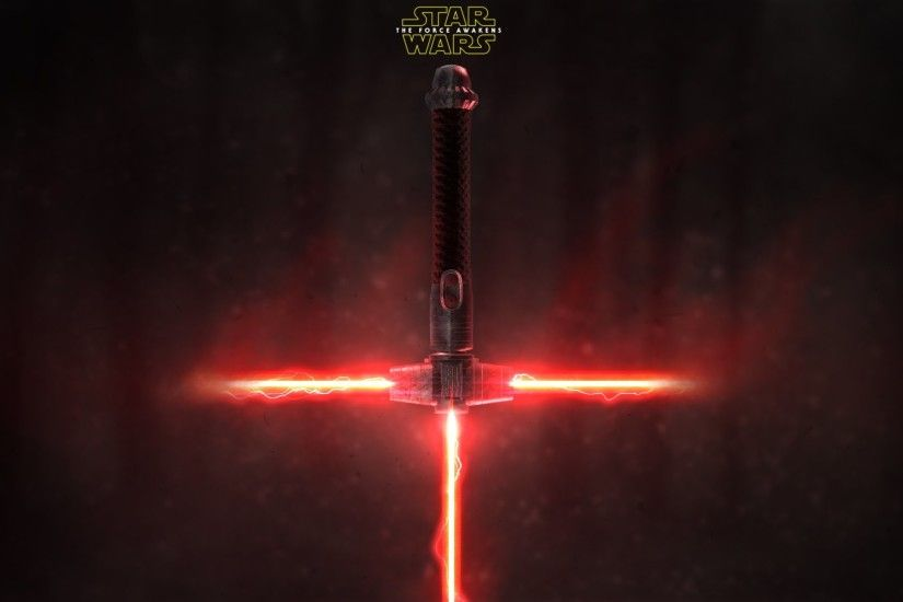 Star Wars: The Force Awakens New Lightsaber Speed Modelling [HD] - YouTube