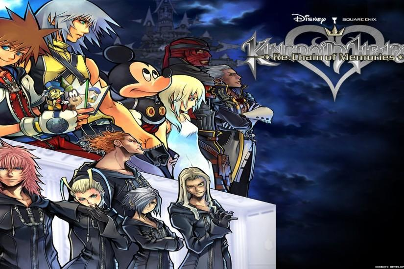 Kingdom Hearts Wallpaper 729625