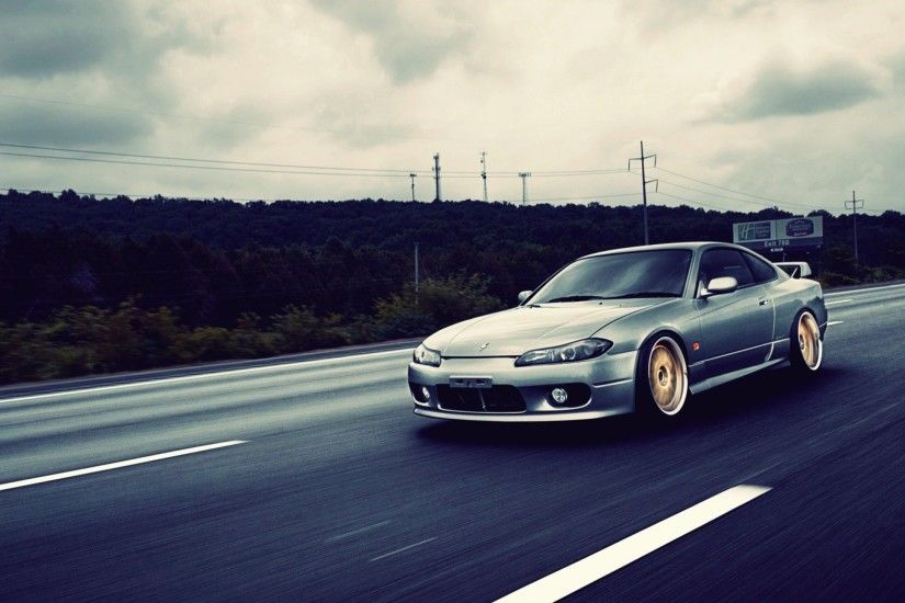 Download Wallpaper · Back. cars nissan vehicles nissan s15 nissan silvia ...