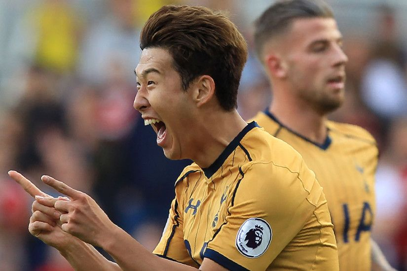 The rise of Heung-Min Son: Tottenham star's journey from South Korea to  Premier League via Germany | Football News | Sky Sports