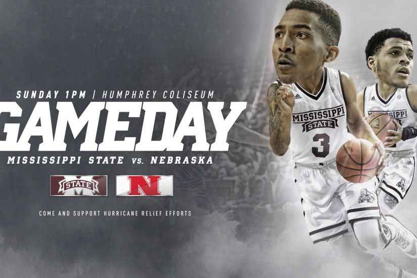 Dogs, Cornhuskers Open College Basketball Play