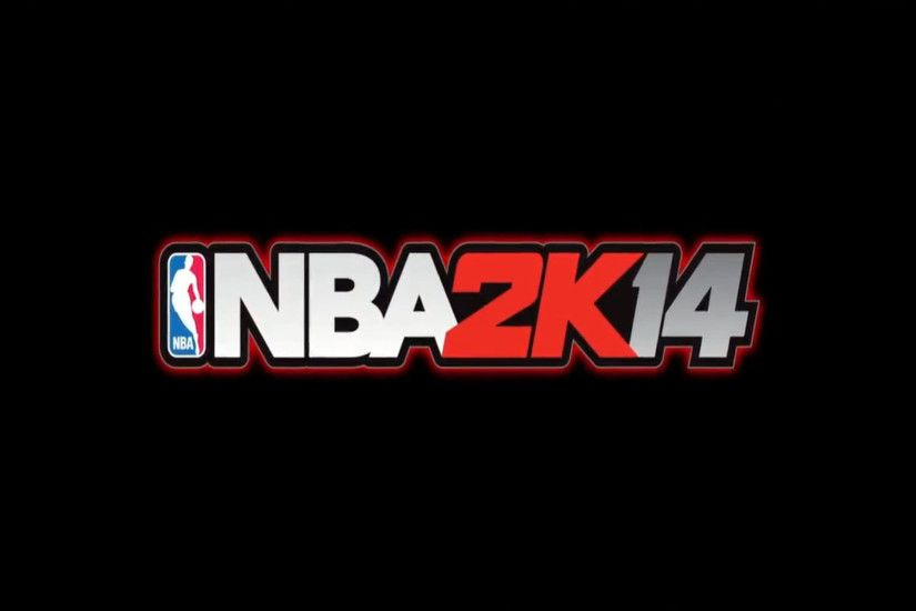 NBA 2K14 Logo 1920x1200 wallpaper