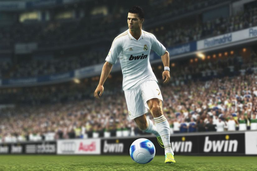 ... Cristiano Ronaldo Wallpaper Hd Pes Pes Wallpapers, Top Beautiful Pes  Backgrounds, 356 Hd, ...