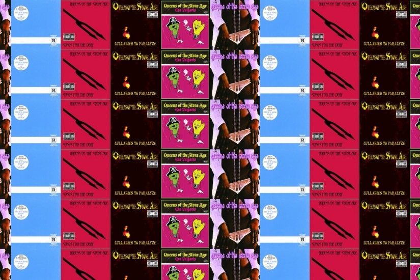 Queens Stone Age Rated R Restricted Songs For Wallpaper Â« Tiled Desktop  Wallpaper