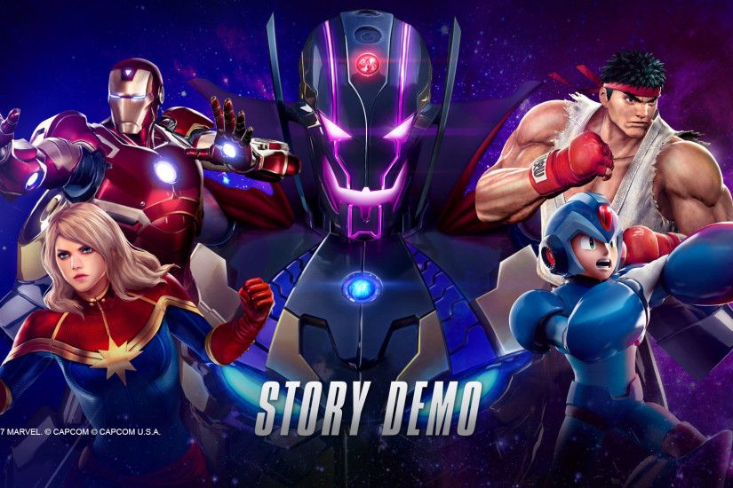 Download the FREE Story Demo. The Marvel and Capcom ...