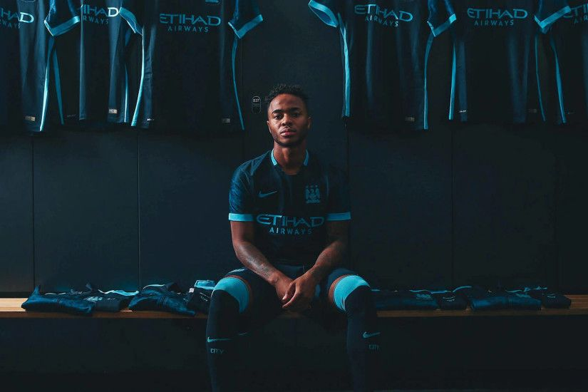 Raheem Sterling Manchester City Wallpaper