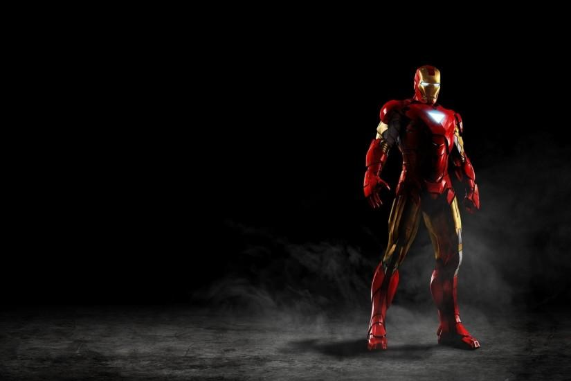 HD Wallpaper Iron Man 3 Character Action Image