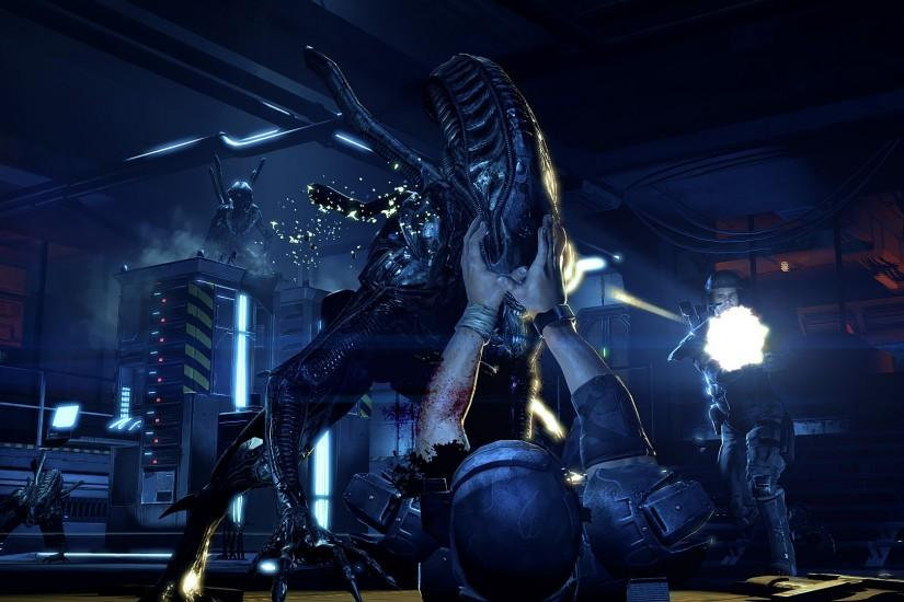 Aliens: Colonial Marines [4] wallpaper 1920x1080 jpg