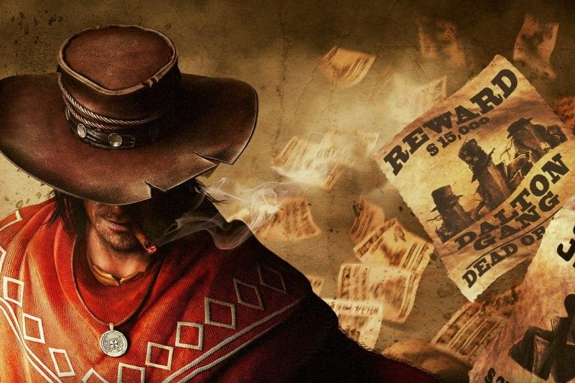 western, bounty hunter, Call Of Juarez, wild west, gunslinger .