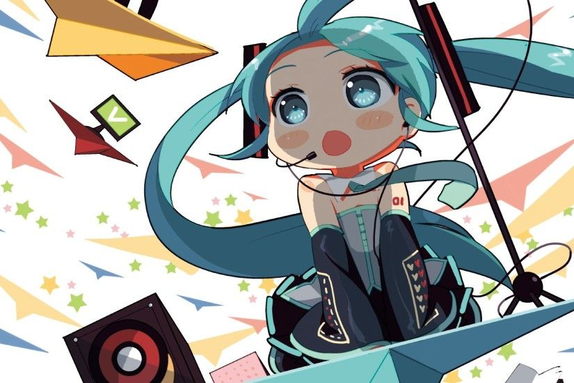 wallpaper Vocaloid