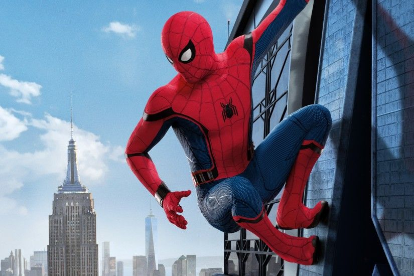 Tags: Spider-Man: Homecoming ...