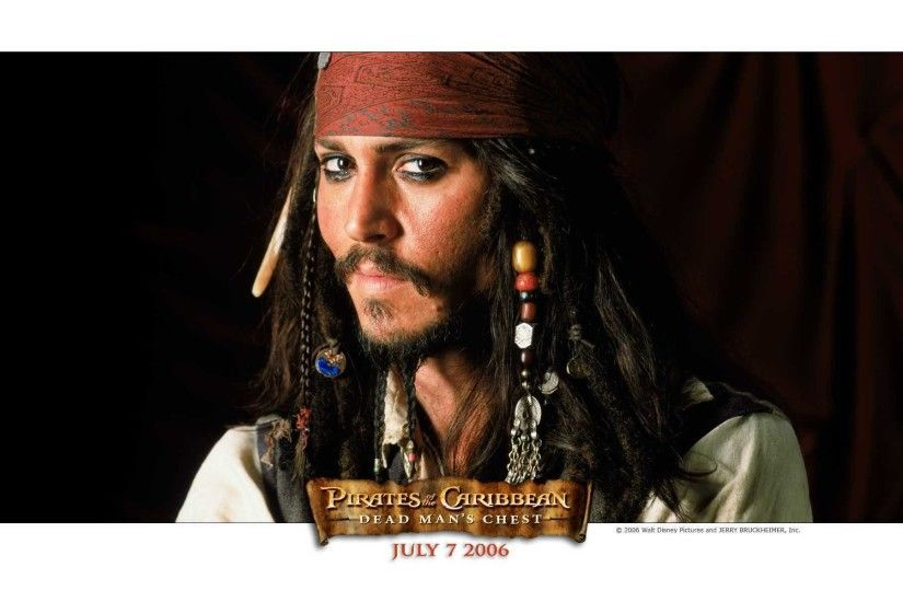 Johnny Depp Pirates Of The Caribbean 4