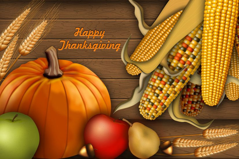 Happy Thanksgiving Day HD Wallpaper
