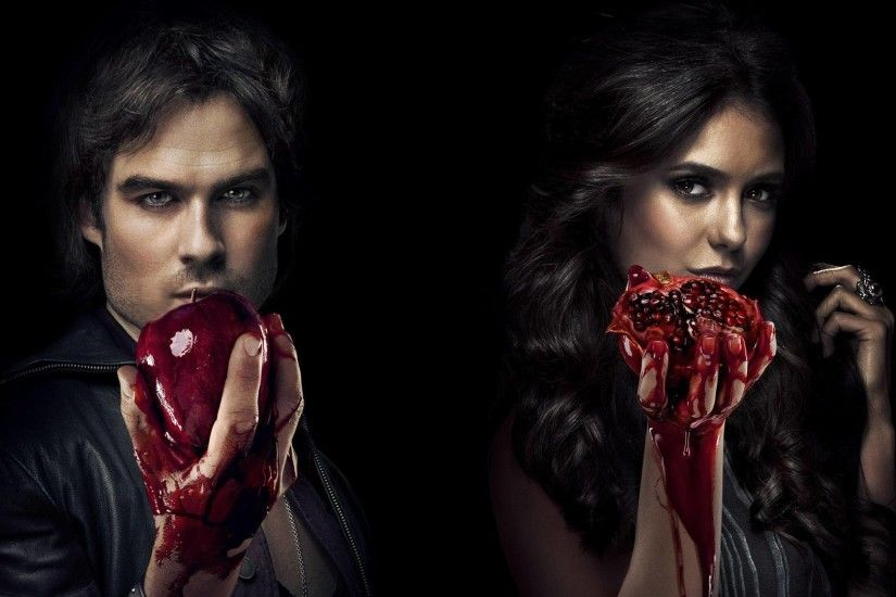 The Vampire Diaries HD Wallpapers Backgrounds Wallpaper 1920×1080