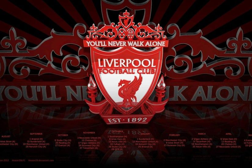 Liverpool, Liverpool fc and Wallpapers on Pinterest