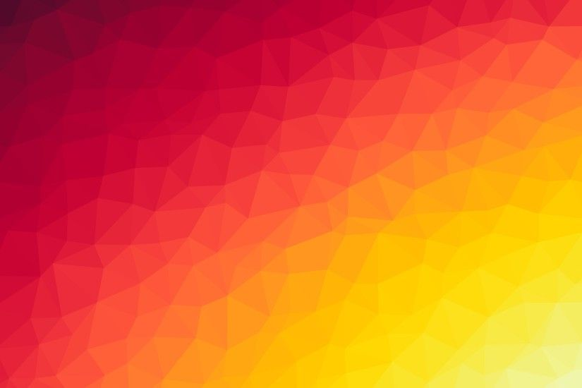 3d red and yellow colour wallpaper