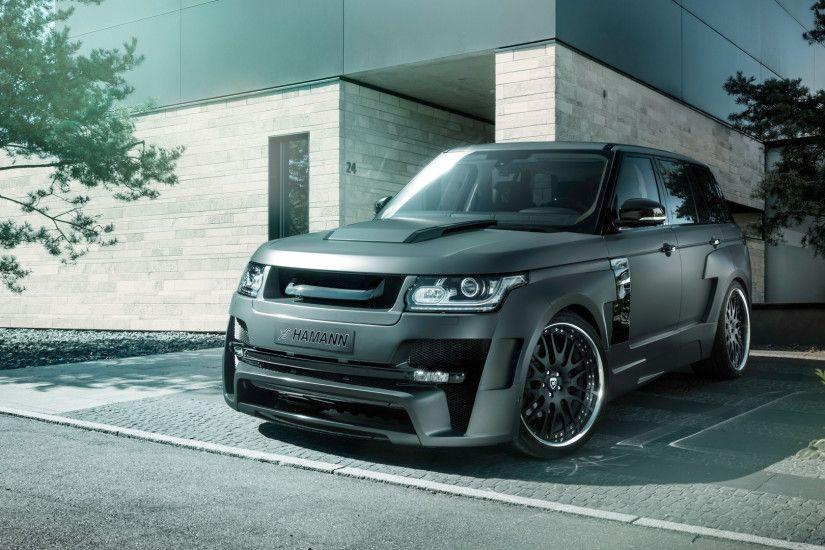 Vogue Hamann Range Rover