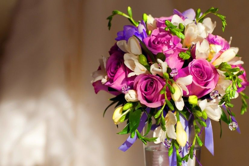 flower bouquet desktop wallpaper 52258