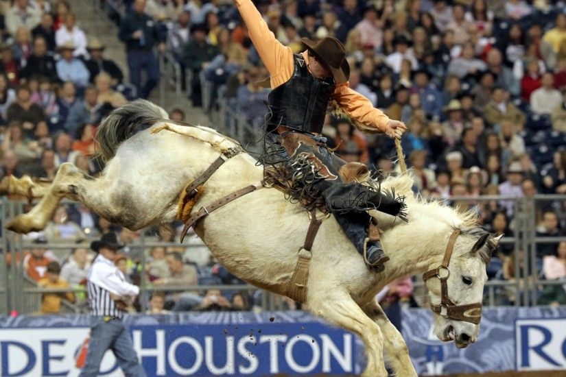 1920x1080 Wallpaper houston, houston livestock show and rodeo, rodeo