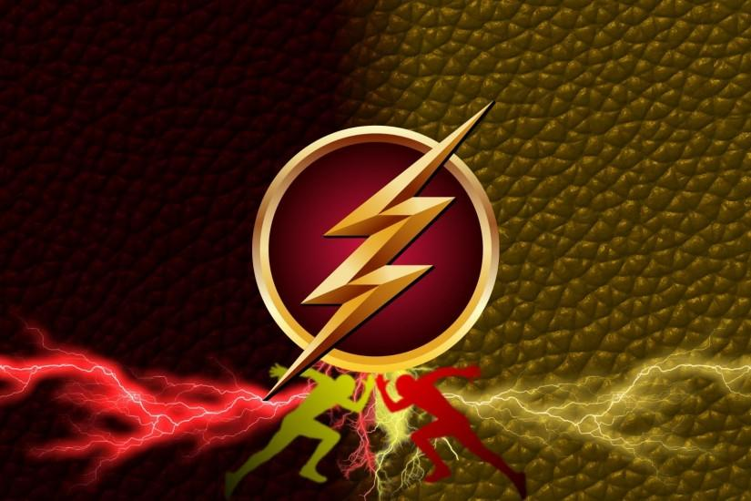 The Flash Background Speed-Art #6
