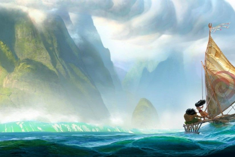 19 Moana HD Wallpapers | Backgrounds - Wallpaper Abyss