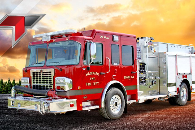 Hanover Top Mount Pumper