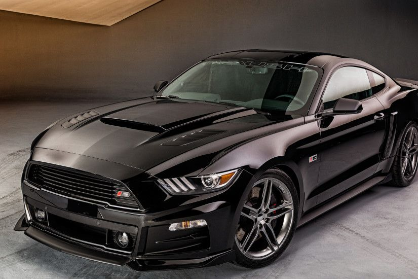 2015 Roush Ford Mustang RS