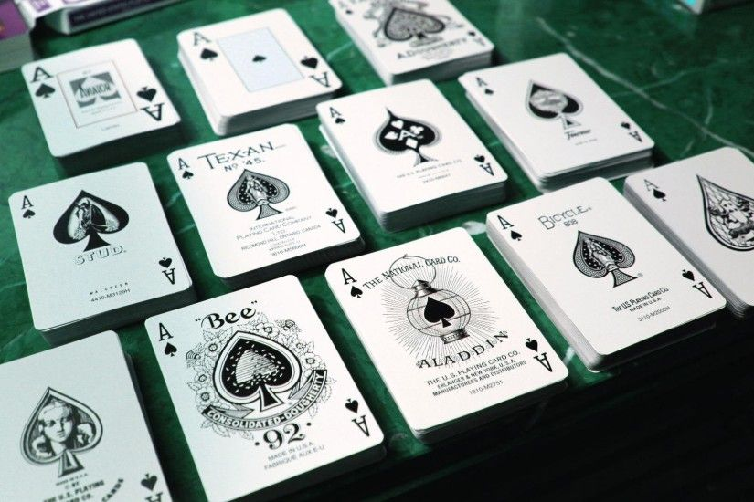 Playing Cards 586939