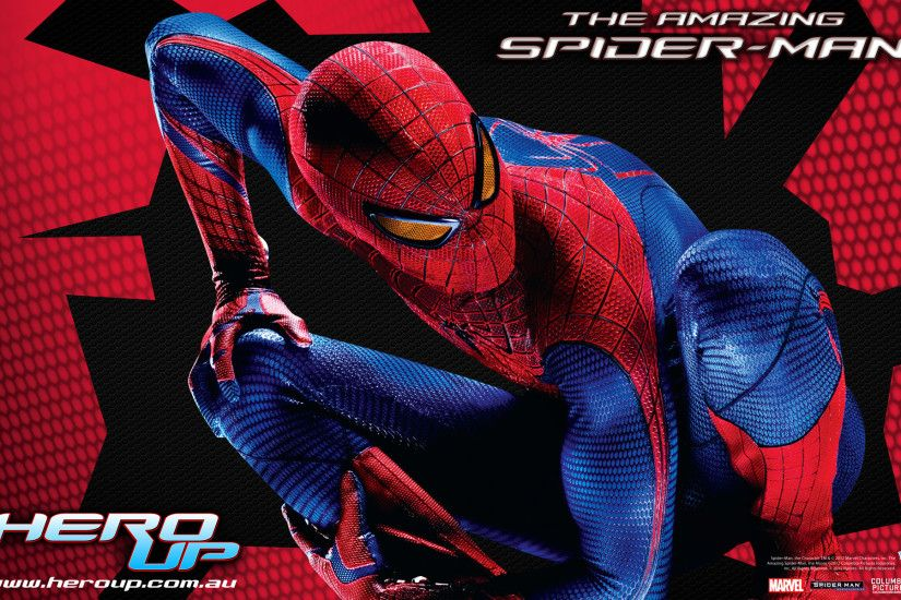 High Resolution Movie The Amazing Spiderman Wallpaper HD Full