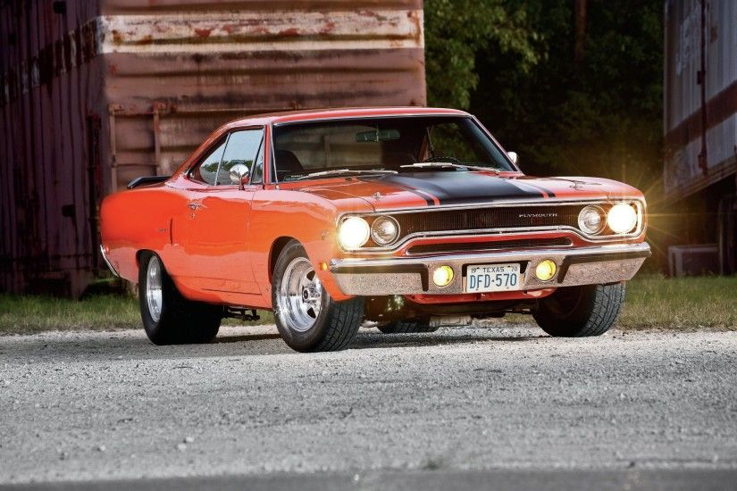 Nice wallpapers Plymouth Road Runner 2048x1340px