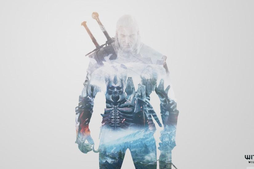 download witcher 3 wallpaper 3840x2160 tablet