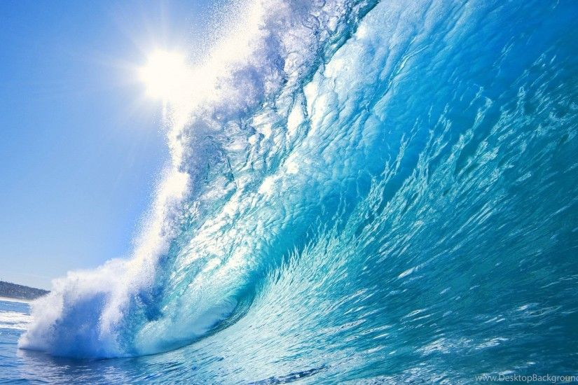 HD Apple Mac OS X Wave Full HD Wallpapers Full Size .