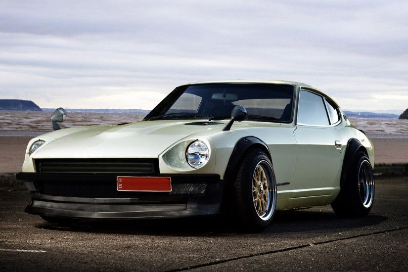 1920x1080 Nissan Datsun 240Z Wallpaper.