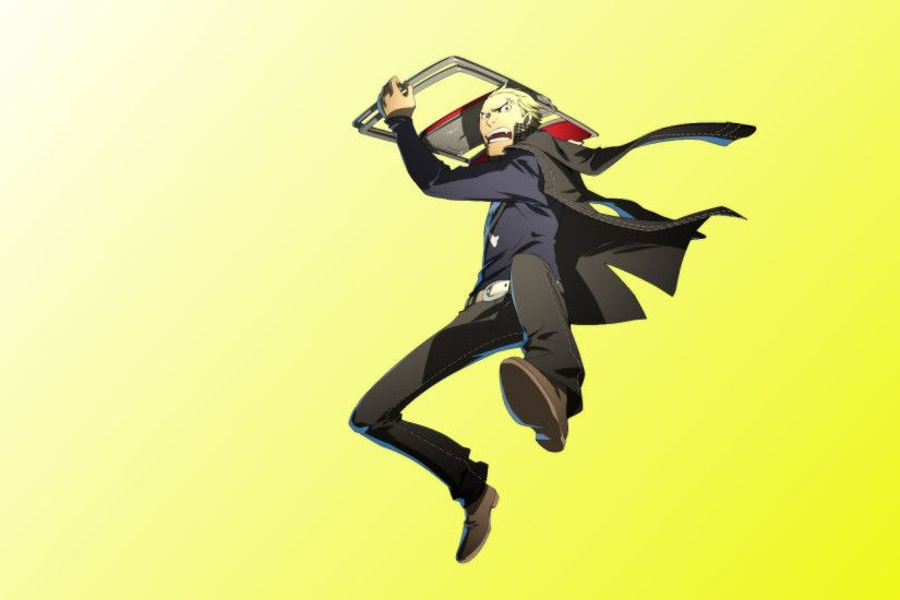 Grab some Persona 4 Arena wallpapers I made.