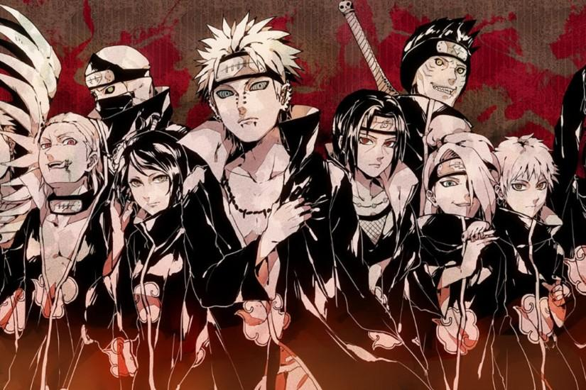 akatsuki wallpaper 183�� download free beautiful wallpapers