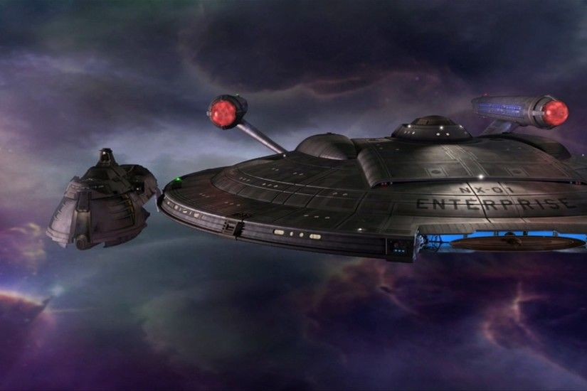 Enterprise Star Trek · HD Wallpaper | Background ID:789966